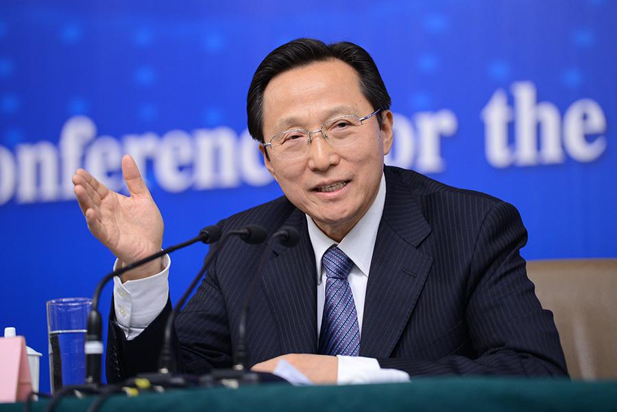 韩长赋主持召开农业部常务会议 安排部署今年农业农村经济工作
