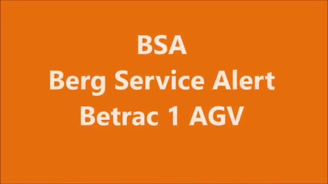 Berg Hortimotive BSA Betrac 1 AGV Accu.mp4