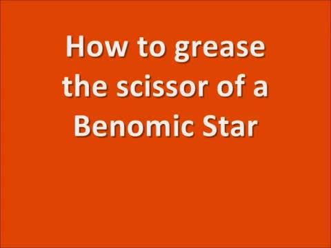 Benomic Star onderhoud schaardelen.mp4