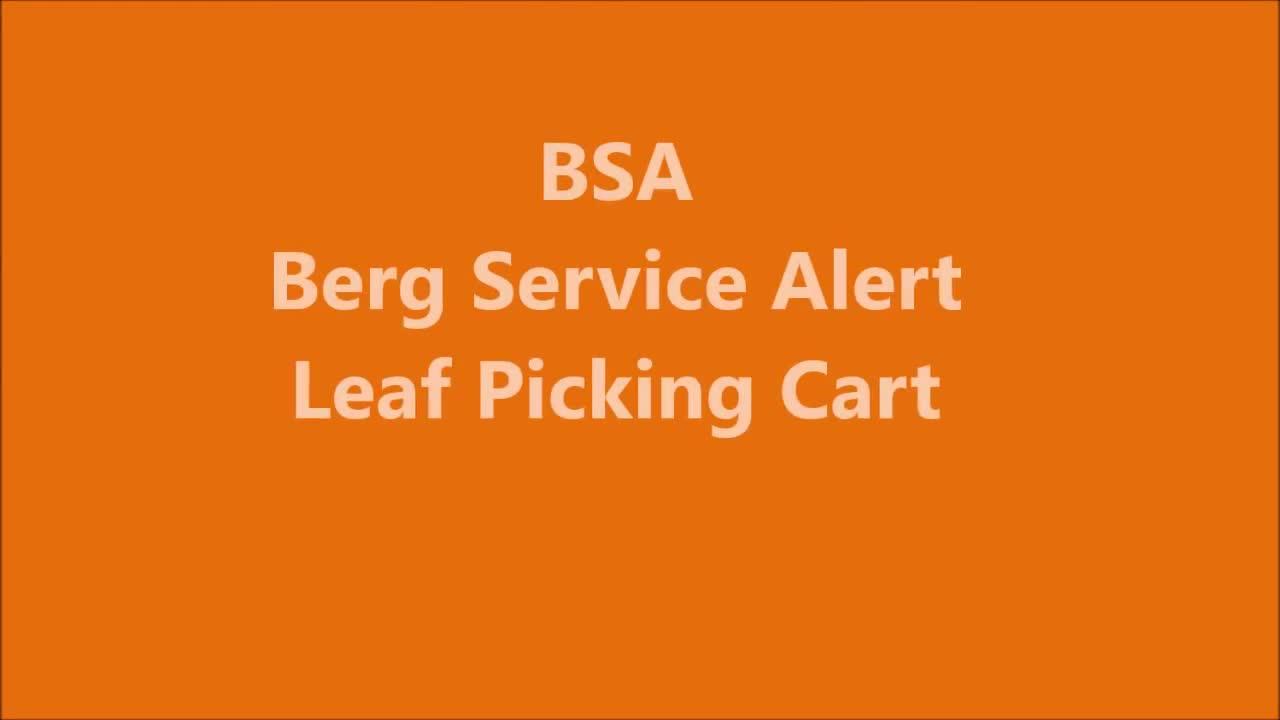 Berg Hortimotive bladplukwagen accu onderhoud.mp4
